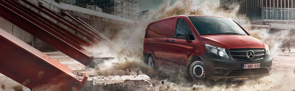 De Vito Perfect Tool van Mercedes-Benz
